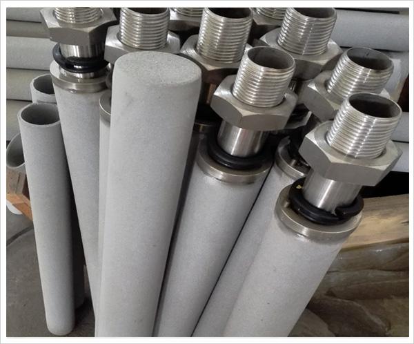 316L不锈钢多孔烧结滤芯